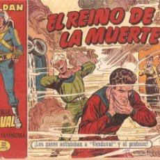 Tebeos: COMIC COLECCION DAN EL CAPITAN INVENCIBLE (VENDAVAL) Nº 9. Lote 47920925