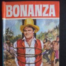 Tebeos: BONANZA. EL TEMPLO SUBTERRANEO. COLECION HEROES, EDITORIAL BRUGUERA, 1ª EDICION 1963. TAPA DURA. 160. Lote 47990004