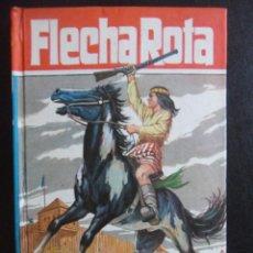 Tebeos: FLECHA ROTA. LA LLAMADA DEL HONOR. COLECION HEROES, EDITORIAL BRUGUERA, 1ª EDICION 1964. TAPA DURA.. Lote 47990129