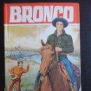 Tebeos: BRONCO. EL PUENTE DE SILVER GUN. COLECION HEROES, EDITORIAL BRUGUERA, 1ª EDICION 1964. TAPA DURA. 16. Lote 47990159