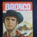 Tebeos: BRONCO.LA DILIGENCIA PERDIDA. COLECION HEROES, EDITORIAL BRUGUERA, 1ª EDICION 1964. TAPA DURA. 160 I. Lote 47990200