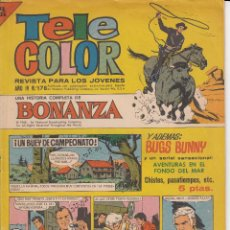 Tebeos: TEBEO TELE COLOR AÑOS 60 NUMERO - 178. Lote 47990301