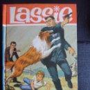 Tebeos: LASSIE. EL ARMA SECRETA. COLECCION HEROES. EDITORIAL BRUGUERA, 1ª EDICION 1963. TAPA DURA. 160 ILUST. Lote 48039072