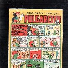 Tebeos: BIBLIOTECA COMICA. PULGARCITO. Nº 136. LAS HERMANAS GILDA EN HERMENEGILDA Y EL LADRON. Lote 48069344
