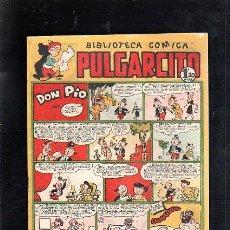 Tebeos: BIBLIOTECA COMICA. PULGARCITO. Nº 190. DON PIO. Lote 48069415