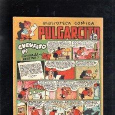 Tebeos: BIBLIOTECA COMICA. PULGARCITO. Nº 154. CUCUFATO PI. VICTIMA DEL DESTINO. Lote 48069447
