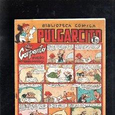 Tebeos: BIBLIOTECA COMICA. PULGARCITO. Nº 164. CARPANTA SUEÑO INTERRUMPIDO. Lote 48069520