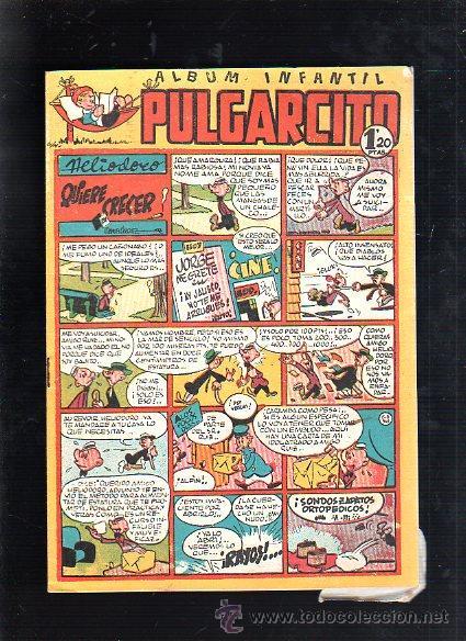 ALBUM INFANTIL. PULGARCITO. Nº 70. HELIODORO QUIERE CRECER (Tebeos y Comics - Bruguera - Pulgarcito)