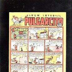 Tebeos: ALBUM INFANTIL. PULGARCITO. Nº 133. CUCUFATO PI EN ¡NICOTINA!. Lote 48112524