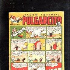 Tebeos: ALBUM INFANTIL. PULGARCITO. Nº 215. CARPANTA. Lote 48112651