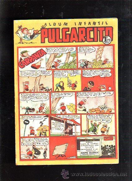 ALBUM INFANTIL. PULGARCITO. Nº 219. CARPANTA (Tebeos y Comics - Bruguera - Pulgarcito)