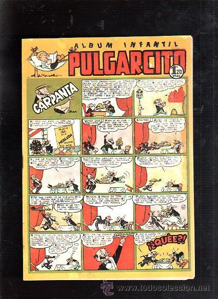 ALBUM INFANTIL. PULGARCITO. Nº 209. CARPANTA (Tebeos y Comics - Bruguera - Pulgarcito)