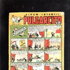 Tebeos: ALBUM INFANTIL. PULGARCITO. Nº 209. CARPANTA. Lote 48115818