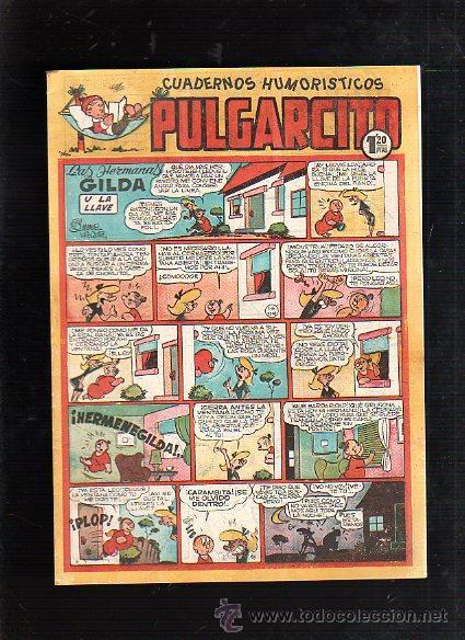 CUADERNOS HUMORISTICOS. PULGARCITO. Nº 147. LAS HERMANAS GILDA (Tebeos y Comics - Bruguera - Pulgarcito)
