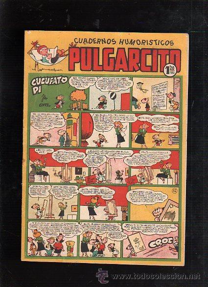 CUADERNOS HUMORISTICOS. PULGARCITO. Nº 213. CUCUFATO PI (Tebeos y Comics - Bruguera - Pulgarcito)