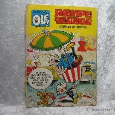 Tebeos: ROMPETECHOS Nº 36 - COLECCION OLE - EDITORIAL BRUGUERA AÑO 1971. Lote 48189746