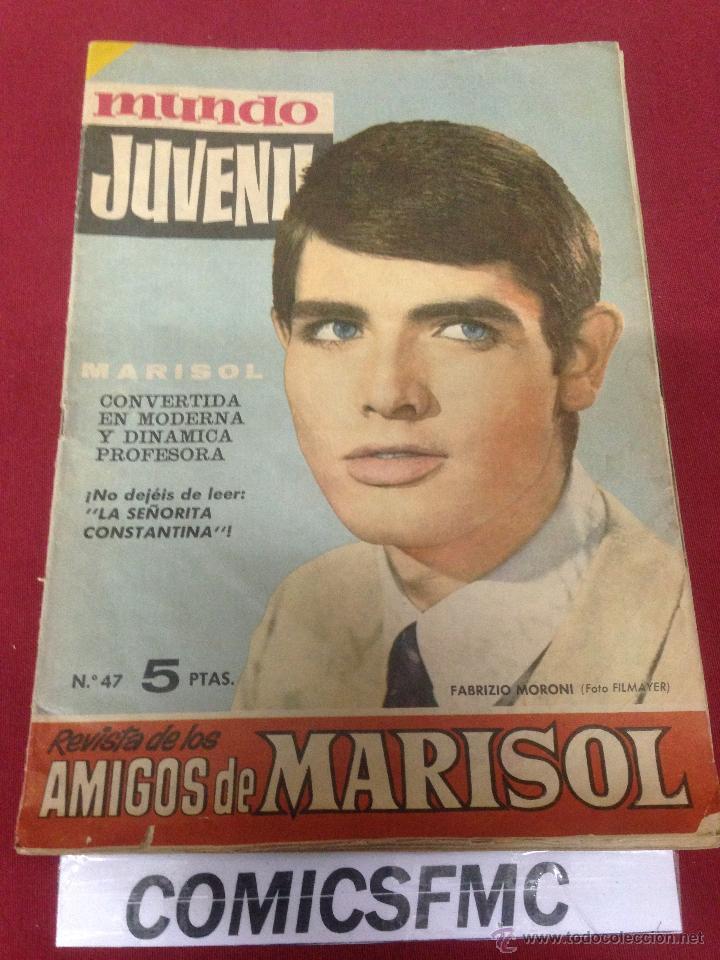 BRUGUERA - MUNDO JUVENIL -AMIGOS DE MARISOL NUMERO 47 (Tebeos y Comics - Bruguera - Otros)