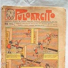 Tebeos: TBO COMIC PULGARCITO BRUGUERA Nº 127. 1923. ORIGINAL¡¡¡. Lote 48216299
