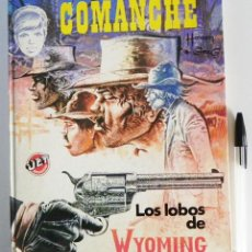 Tebeos: COMANCHE LOS LOBOS DE WYOMING - CÓMIC JET BRUGUERA DEL OESTE 1ª EDICIÓN 1984 - HERMANN GREG AÑOS 80. Lote 48228686