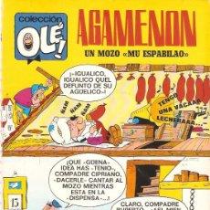 Tebeos: COMIC OLE 1ª EDICION AGAMENON UN MOZO MU ESPABILAO . Lote 48320693