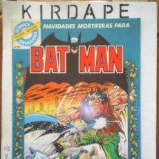 Tebeos: BATMAN Nº 6 BRUGUERA. Lote 48319236