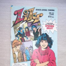 Tebeos: LILY Nº 1059 BRUGUERA 1982. Lote 48362904