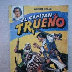 Tebeos: CAPITAN TRUENO ALBUM COLOR Nº 2 EL FOSO DE LA MUERTE / BRUGUERA 1980. Lote 48366281