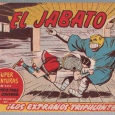 Tebeos: EL JABATO Nº 192.. Lote 22964563