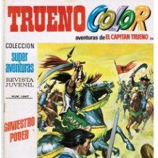Tebeos: CAPITÁN TRUENO COLOR - ( 1ª ) PRIMERA EPOCA Nº 262 - BRUGUERA. Lote 130322771