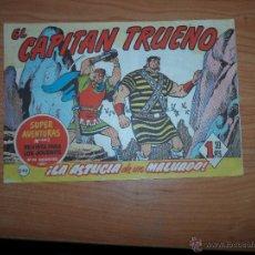 Tebeos - EL CAPITAN TRUENO Nº 243 EDITORIAL BRUGUERA ORIGINAL - 48455834