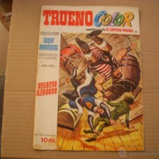 Tebeos: TRUENO COLOR Nº 202,10 PTS, 1 ª EDICIÓN, COLECCIÓN SUPER AVENTURAS, EDITORIAL BRUGUERA. Lote 48480960
