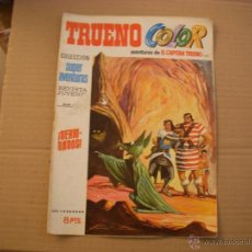 Tebeos: TRUENO COLOR Nº 173, 8 PTS, 1 ª EDICIÓN, COLECCIÓN SUPER AVENTURAS, EDITORIAL BRUGUERA. Lote 48480998