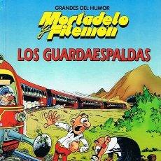 Tebeos: CÓMIC MORTADELO Y FILEMÓN LOS GUARDAESPALDAS Nº 6. Lote 48534212