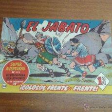 Tebeos: EL JABATO Nº 130 / BRUGUERA ORIGINAL. Lote 48550313