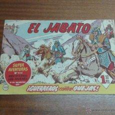 Tebeos: EL JABATO Nº 152 / BRUGUERA ORIGINAL. Lote 48550417