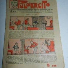 Tebeos: PULGARCITO, AÑO II - Nº 27, TIENE 8 PAGINAS, 5 CENTIMOS.. Lote 48572423