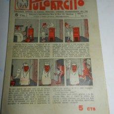 Tebeos: PULGARCITO, AÑO II - Nº 29, TIENE 8 PAGINAS, 5 CENTIMOS.. Lote 48572448