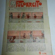 Tebeos: PULGARCITO, AÑO II - Nº 30, TIENE 8 PAGINAS, 5 CENTIMOS.. Lote 48572459