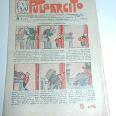 Tebeos: PULGARCITO, AÑO II - Nº 23, TIENE 8 PAGINAS, 5 CENTIMOS.. Lote 48572547