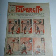 Tebeos: PULGARCITO, AÑO II - Nº 25, TIENE 8 PAGINAS, 5 CENTIMOS.. Lote 48572569