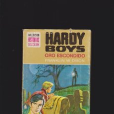 Tebeos: COLECCION HISTORIAS SELECCION Nº 5 HARDY BOYS , ORO ESCONDIDO - 1ª EDICION 1976. Lote 48583479