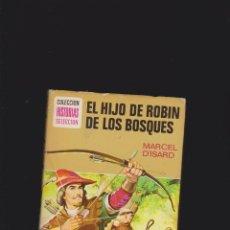 Tebeos: COLECCION HISTORIAS SELECCION Nº 7 EL HIJO DE ROBIN DE LOS BOSQUES - EDITA : BRUGUERA - 1974. Lote 48584140