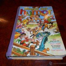 Tebeos: MAGOS DEL HUMOR VOLUMEN XIII. EDITORIAL BRUGUERA 1ª EDICION 1973. COMPLETO BUEN ESTADO GENERAL. Lote 232881550