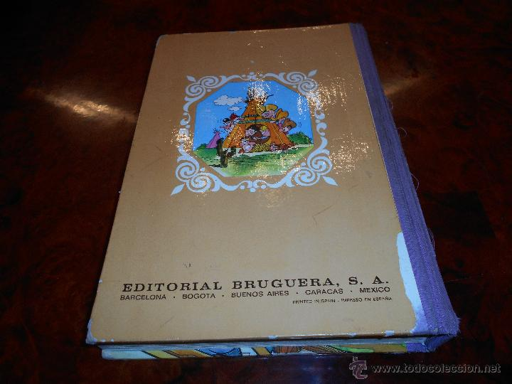 Tebeos: MAGOS DEL HUMOR VOLUMEN XIII. EDITORIAL BRUGUERA 1ª EDICION 1973. completo buen estado general - Foto 5 - 232881550