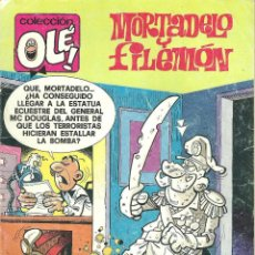 Tebeos: TEBEO MORTADELO Y FILEMON. Lote 48647654