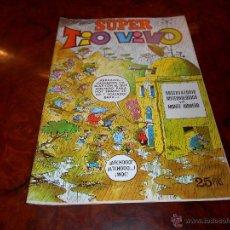 Tebeos: SUPER TIO VIVO Nº 39 CON JOHN HAZARD. BRUGUERA 1975. 25 PTS. MUY BUEN ESTADO.. Lote 48657140