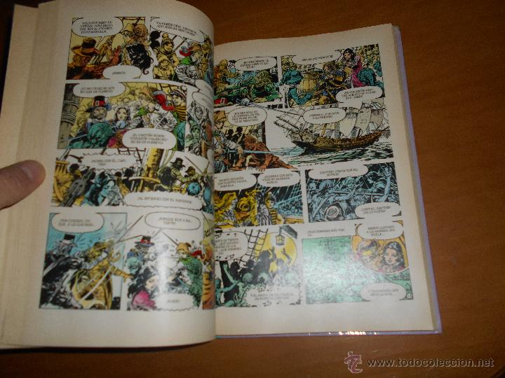 Tebeos: FAMOSAS NOVELAS BRUGUERA TOMOS XVII (17) XVIII 18 1ª EDICION BUEN ESTADO G. - Foto 5 - 48660210