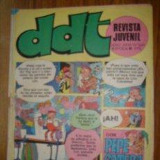 Tebeos: REVISTA JUVENIL DDT Nº520. Lote 48677538