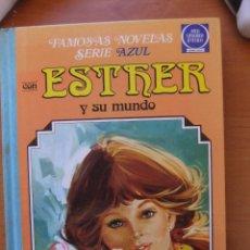 Tebeos: ESTHER Y SU MUNDO Nº 3 FAMOSAS NOVELAS SERIE AZUL. Lote 48708703