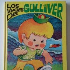 Tebeos: CUÉNTAME UN CUENTO Nº 4. BRUGUERA 1974. LOS VIAJES DE GULLIVER. Lote 48717249